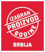 IZABRAN PROIZVOD GODINE Logo